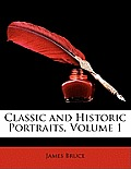 Classic and Historic Portraits, Volume 1