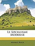 Le Socialisme Moderne