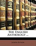 The English Anthology ...