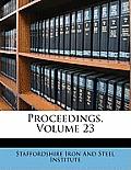 Proceedings, Volume 23
