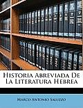 Historia Abreviada de La Literatura Hebrea