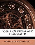 Poems: Original and Translated