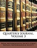Quarterly Journal, Volume 3