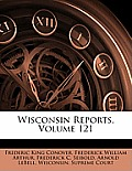 Wisconsin Reports, Volume 121