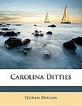Carolina Ditties