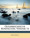 Sterreichische Rundschau, Volume 14