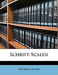 Schrift-Scalen