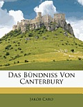 Das Bndniss Von Canterbury