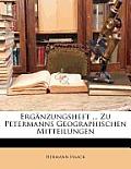 Ergnzungsheft ... Zu Petermanns Geographischen Mitteilungen