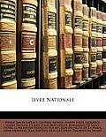 Livre Nationale