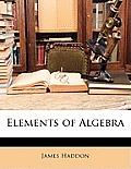 Elements of Algebra