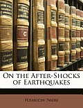 On the After-Shocks of Earthquakes