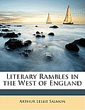 Literary Rambles in the West of England