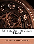Letter on the Slave Trade