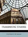 Humanistic Studies