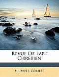 Revue de Lart Chretien