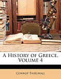 A History of Greece, Volume 4