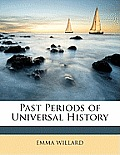 Past Periods of Universal History