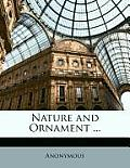 Nature and Ornament ...