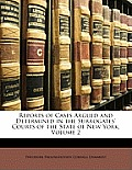Reports of Cases Argued and Determined in the Surrogates' Courts of the State of New York, Volume 2