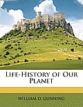 Life-History of Our Planet