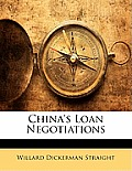 China's Loan Negotiations