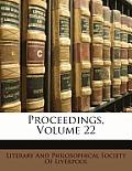 Proceedings, Volume 22