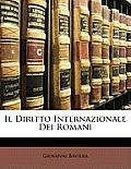 Il Diritto Internazionale Dei Romani