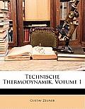Technische Thermodynamik, Volume 1