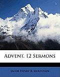 Advent, 12 Sermons