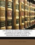 Opere: Ed. Accresciuta, Ordinata E Corretta Secondo L'Ultimo Intendimento Dell'autore, Da Antonio Ranieri, Volume 2