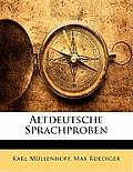 Altdeutsche Sprachproben