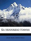 Ka Mooolelo Hawaii