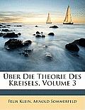 Ber Die Theorie Des Kreisels, Volume 3