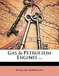 Gas & Petroleum Engines ...