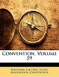 Convention, Volume 59