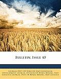 Bulletin, Issue 40