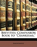 Brevities: Companion Book to