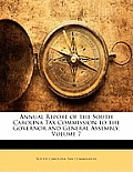 Annual Report of the South Carolina Tax Commission to the Governor and General Assembly, Volume 7