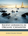 Recent Advances in Organic Chemistry