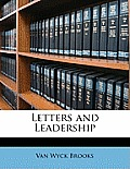 Letters and Leadership