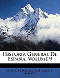 Historia General de Espaa, Volume 9