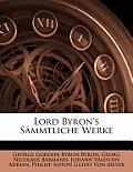Lord Byron's Smmtliche Werke