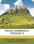 Neues Jahrbuch, Volume 3