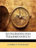 Altislndisches Elementarbuch