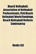 Beach Volleyball: Association of Volleyball Professionals, Fivb ...