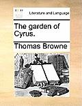 The Garden of Cyrus.