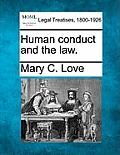 Human Conduct and the Law.