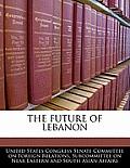 The Future of Lebanon