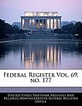 Federal Register Vol. 69, No. 177